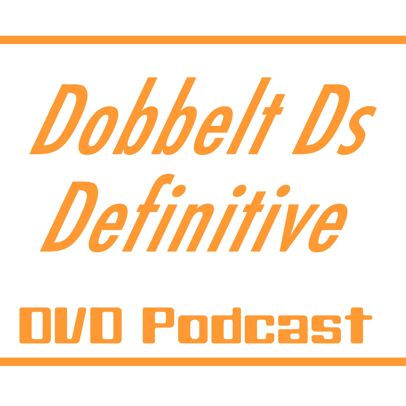 Double D's Definitive DVD Podcast - Audio Commentaries